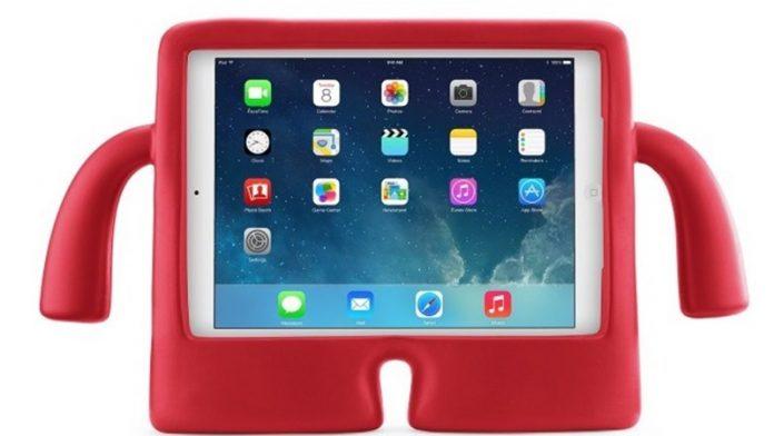 Cómo convertir un viejo iPad en la última tableta para niños