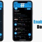 Cómo activar el modo oscuro en la aplicación de Twitter para Android