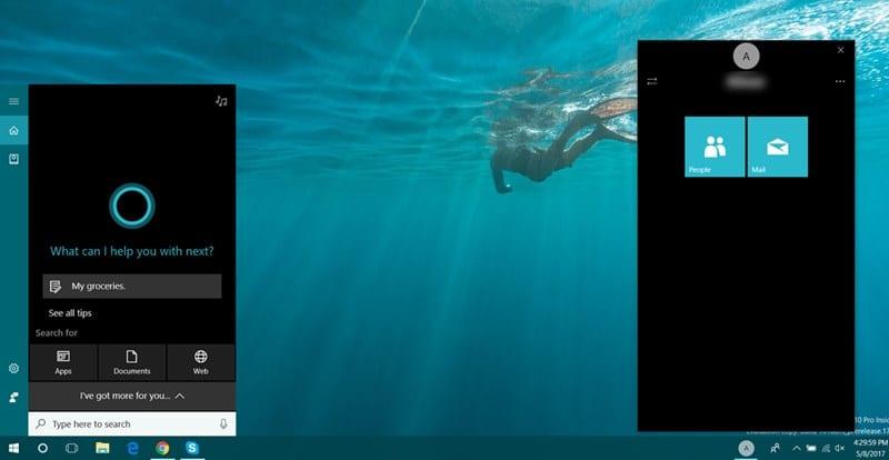 Cómo usar la función Mi gente en Windows 10