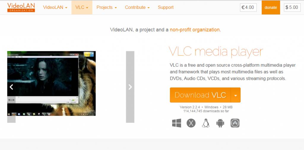 Cómo ver películas en 3D en el PC usando el VLC Media Player