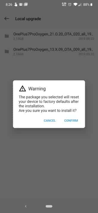 Cómo actualizar el OnePlus 7 & 7 Pro a Android 10 | OxygenOS...